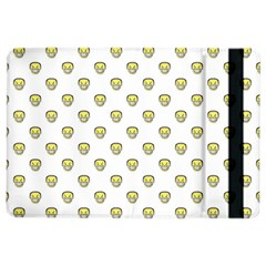 Angry Emoji Graphic Pattern iPad Air 2 Flip