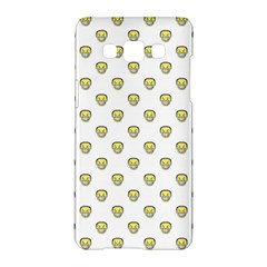 Angry Emoji Graphic Pattern Samsung Galaxy A5 Hardshell Case