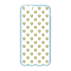 Angry Emoji Graphic Pattern Apple Seamless iPhone 6/6S Case (Color)