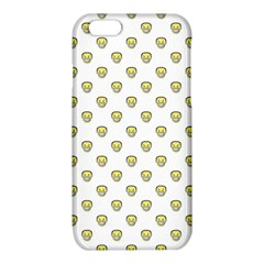 Angry Emoji Graphic Pattern iPhone 6/6S TPU Case