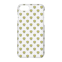 Angry Emoji Graphic Pattern Apple iPhone 7 Hardshell Case