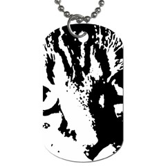 Cat Dog Tag (One Side)