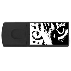 Cat USB Flash Drive Rectangular (2 GB)