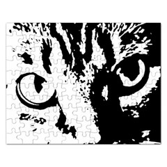 Cat Rectangular Jigsaw Puzzl