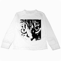 Cat Kids Long Sleeve T-Shirts