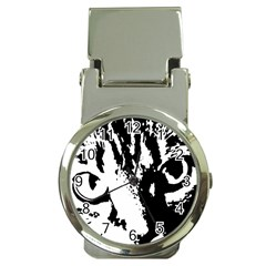 Cat Money Clip Watches