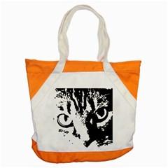 Cat Accent Tote Bag