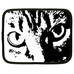 Cat Netbook Case (Large)