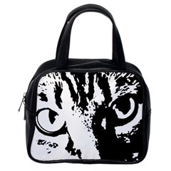 Cat Classic Handbags (One Side)