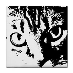 Cat Face Towel