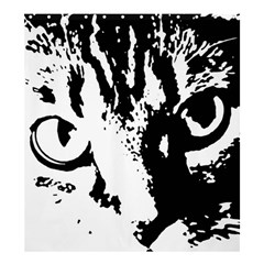 Cat Shower Curtain 66  x 72  (Large)