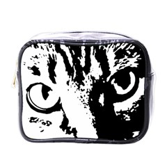 Cat Mini Toiletries Bags