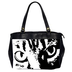 Cat Office Handbags (2 Sides)