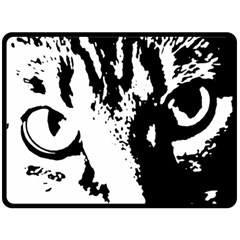 Cat Fleece Blanket (Large)