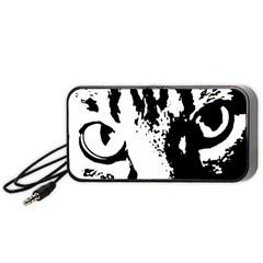 Cat Portable Speaker (Black)