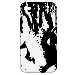 Cat Apple iPhone 4/4S Hardshell Case (PC+Silicone)