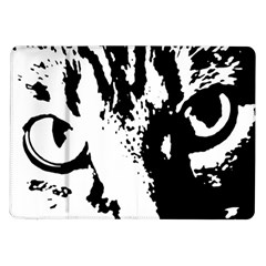 Cat Samsung Galaxy Tab 10.1  P7500 Flip Case