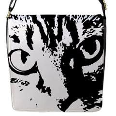 Cat Flap Messenger Bag (S)