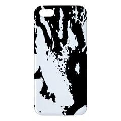 Cat iPhone 5S/ SE Premium Hardshell Case