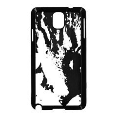 Cat Samsung Galaxy Note 3 Neo Hardshell Case (Black)