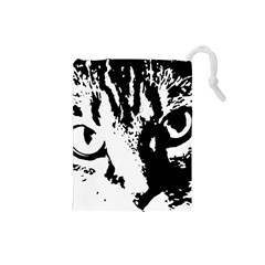 Cat Drawstring Pouches (Small)