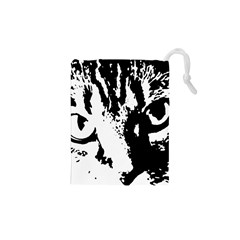 Cat Drawstring Pouches (XS)