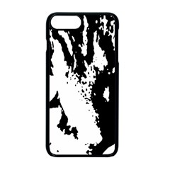 Cat Apple iPhone 7 Plus Seamless Case (Black)