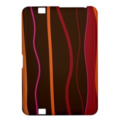 Colorful Striped Background Kindle Fire HD 8.9