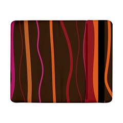 Colorful Striped Background Samsung Galaxy Tab Pro 8.4  Flip Case