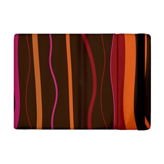 Colorful Striped Background iPad Mini 2 Flip Cases