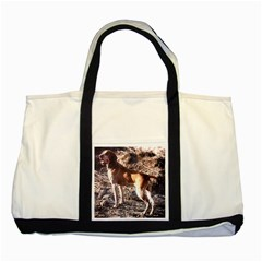 Bracco Italiano Full 2 Two Tone Tote Bag