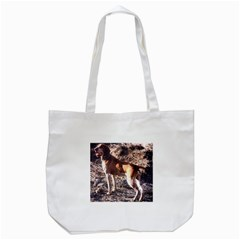 Bracco Italiano Full 2 Tote Bag (White)
