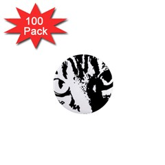 Lion  1  Mini Magnets (100 pack)