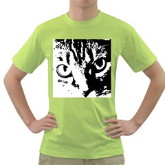 Lion  Green T-Shirt