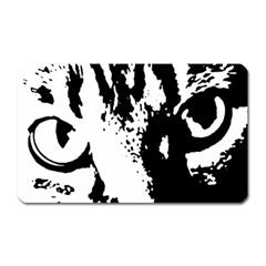 Lion  Magnet (Rectangular)