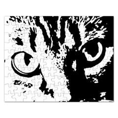 Lion  Rectangular Jigsaw Puzzl