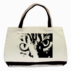 Lion  Basic Tote Bag (Two Sides)