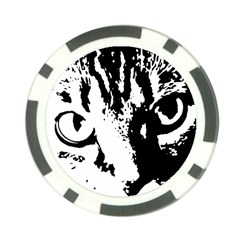 Lion  Poker Chip Card Guard (10 pack)