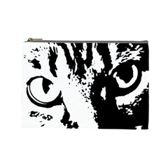 Lion  Cosmetic Bag (Large)