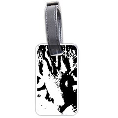 Lion  Luggage Tags (One Side)