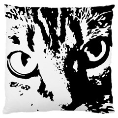 Lion  Large Cushion Case (One Side)