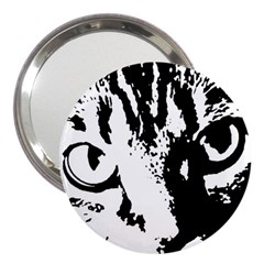 Lion  3  Handbag Mirrors
