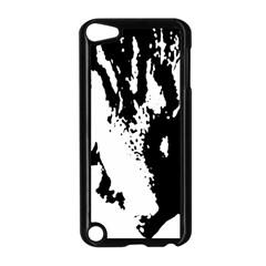 Lion  Apple iPod Touch 5 Case (Black)