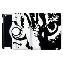 Lion  Apple iPad 3/4 Flip 360 Case