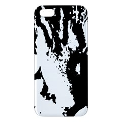 Lion  Apple iPhone 5 Premium Hardshell Case