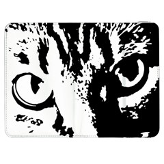 Lion  Samsung Galaxy Tab 7  P1000 Flip Case