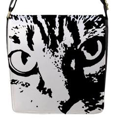 Lion  Flap Messenger Bag (S)