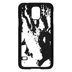 Lion  Samsung Galaxy S5 Case (Black)