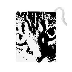 Lion  Drawstring Pouches (Large)
