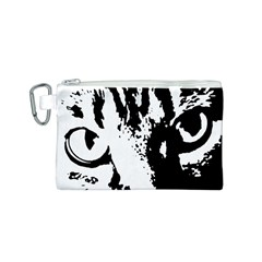 Lion  Canvas Cosmetic Bag (S)